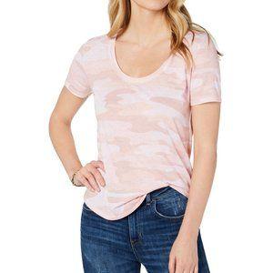 Lucky Brand Womens Camo Basic T-Shirt S M L XL